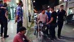 اتفاق شوم در بازار ته لنجی های آبادان+فیلم و عکس
