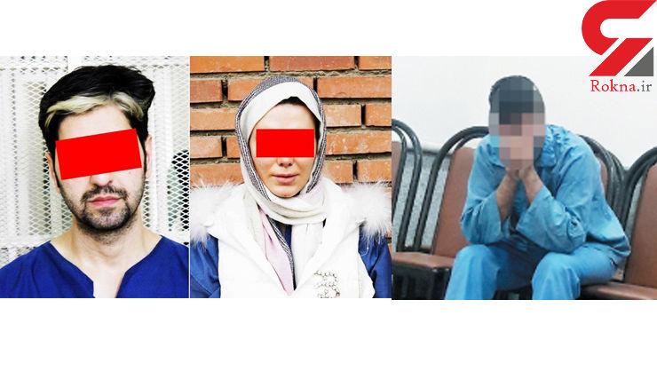 پیک قاتل بازداشت شد/ او المیرا را نمی شناخت اما...+عکس