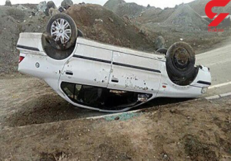 حادثه ای مرگبار در تبریز با یک کشته و 3 زخمی