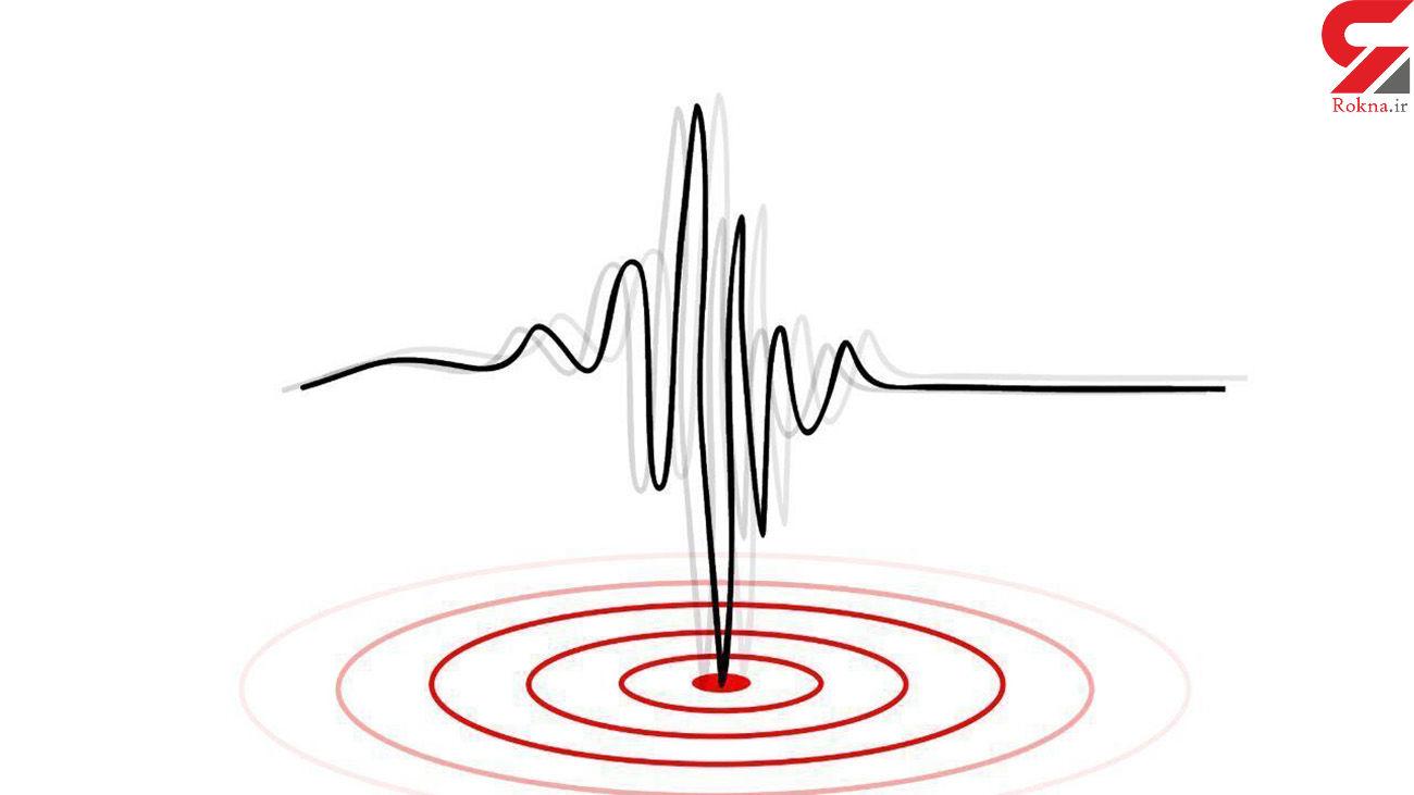 زلزله ۳.۶ ریشتری قصر شیرین را لرزاند