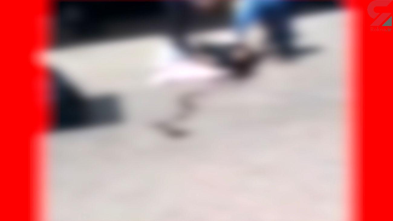 فیلم تلخ خودکشی یک مرد در پرند / دیروز رخ داد