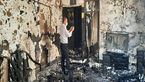 انفجار خانه مسکونی در آبیک