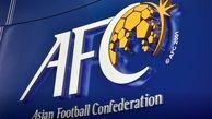 خروج نام ایران از رنکینگ فوتبال آسیا اشتباه تایپی است