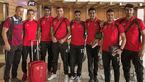 پرسپولیسی ها به قطر رسیدند+عکس