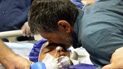 اهدای اعضای بدن یک سرباز ناجا به ۳ بیمار پس از مرگ مغزی