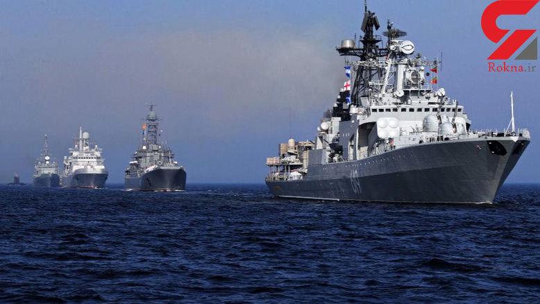 نیروی دریایی روسیه به سلاح توهم زا مجهز شد