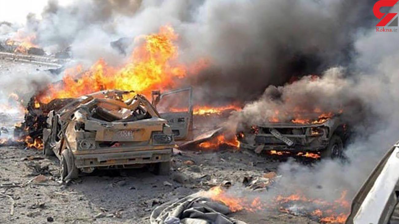 انفجار تروریستی با 7 شهید در عراق