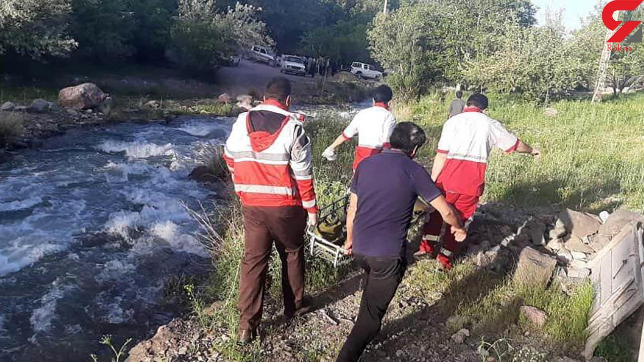 مرگ دلخراش ماهیگیر گیلانی در رودخانه سفیدرود