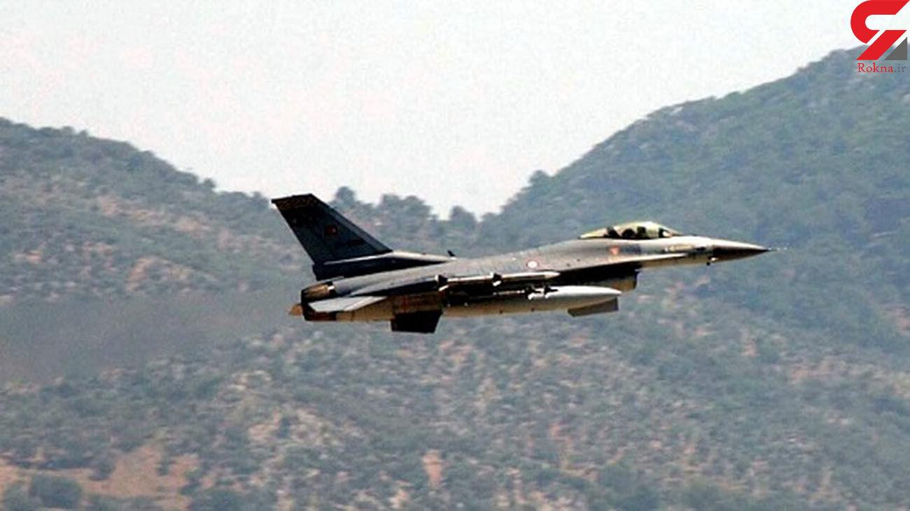 حمله پهپادی ترکیه به شمال عراق