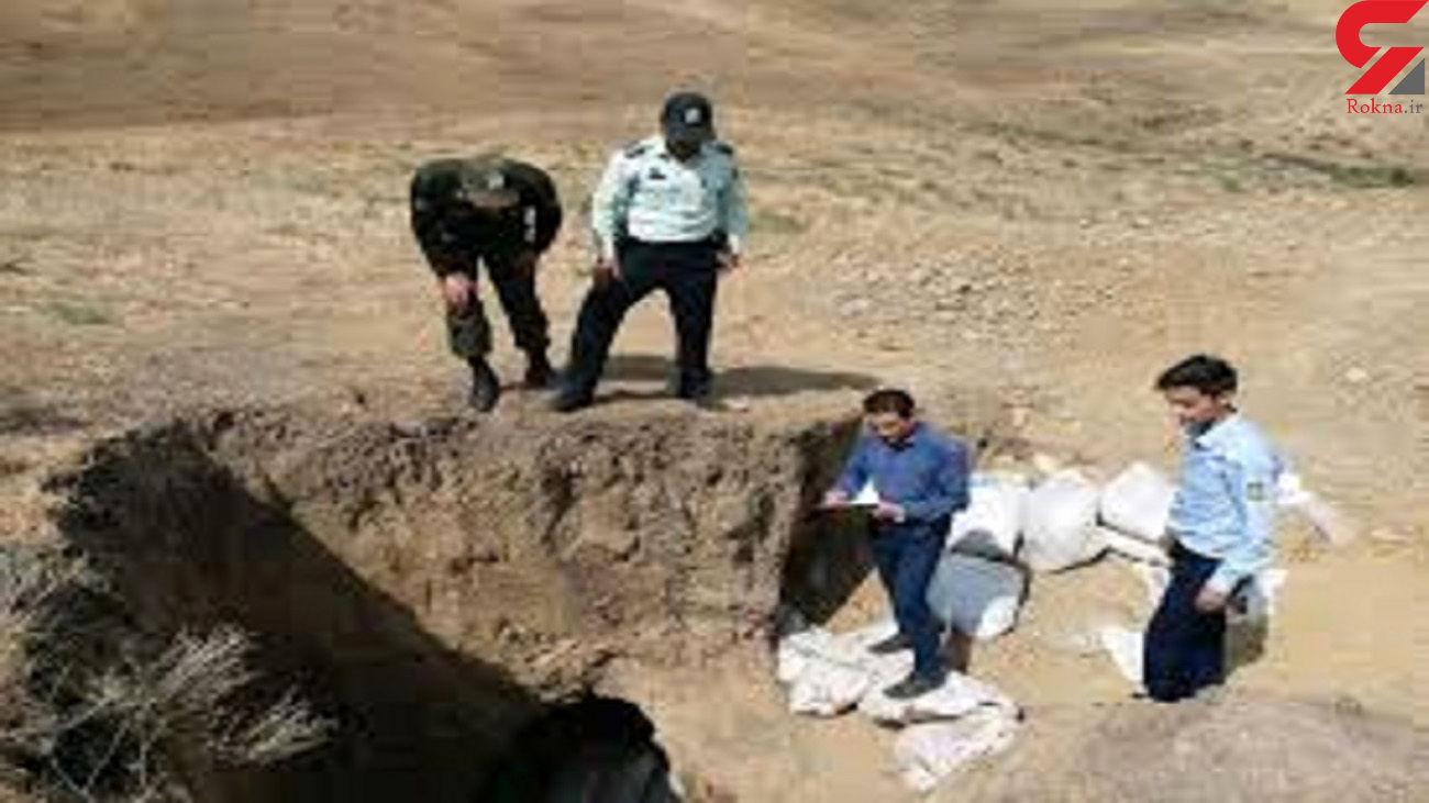 نبش قبرهای پنهانی در گورستان قدیمی بستان آباد / متهم چه انگیزه ای داشت ؟