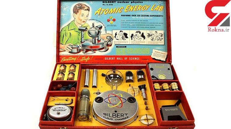 اسباب بازی های خطرناکی که تاکنون ساخته شده اند را بشناسید