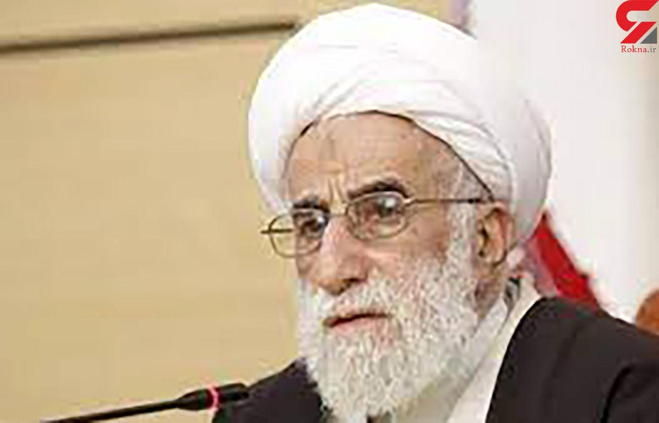 آیت الله جنتی: نامزدهای انتخابات 1400 از همین امروز درست سخن بگویند
