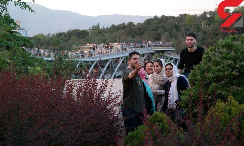 آزادیهای دختران تهرانی / چرا تهران شبیه لسآنجلس شده است؟ + عکس