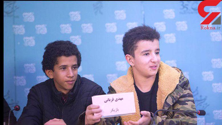 آرزوی بازیگر نوجوان فیلم ابد و یک روز /  آرزو دارم با اصغر فرهادی کار کنم