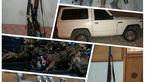 دستگیری 8 شکارچی حرفه ای پارک ملی شیراز + تصاویر