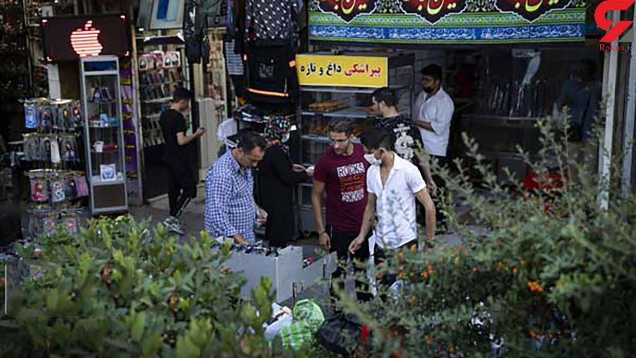 زندگی روزمره تهرانیها در شرایط بحرانی کرونا