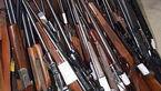انهدام باند قاچاق سلاح در کرمانشاه/ 17 قبضه اسلحه شکاری کشف شد