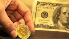 نرخ طلا و ارز در بازار امروز استانبول