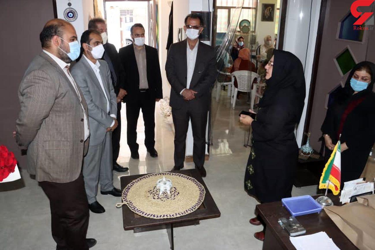صنایع دستی نشاندهنده قدمت و جایگاه تاریخی هر منطقه
