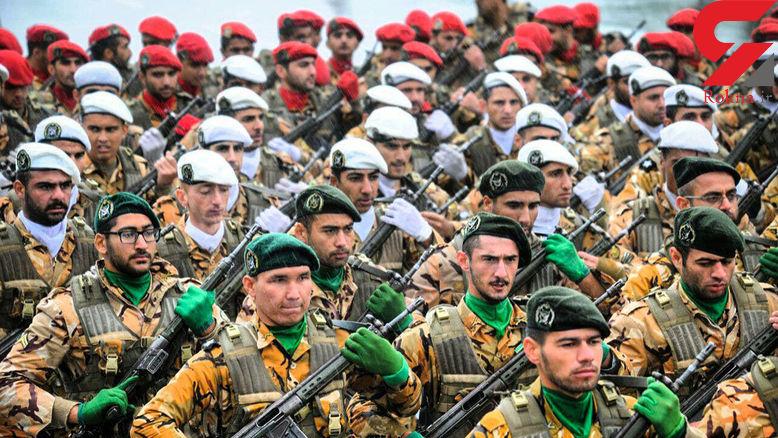 پخش زنده مراسم رژه روز ارتش از رادیو و تلویزیون