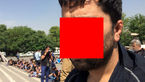 حمید سیاه کیست؟ / دزدی که می گوید از رییس باند وحشت داشت ! + فیلم و عکس