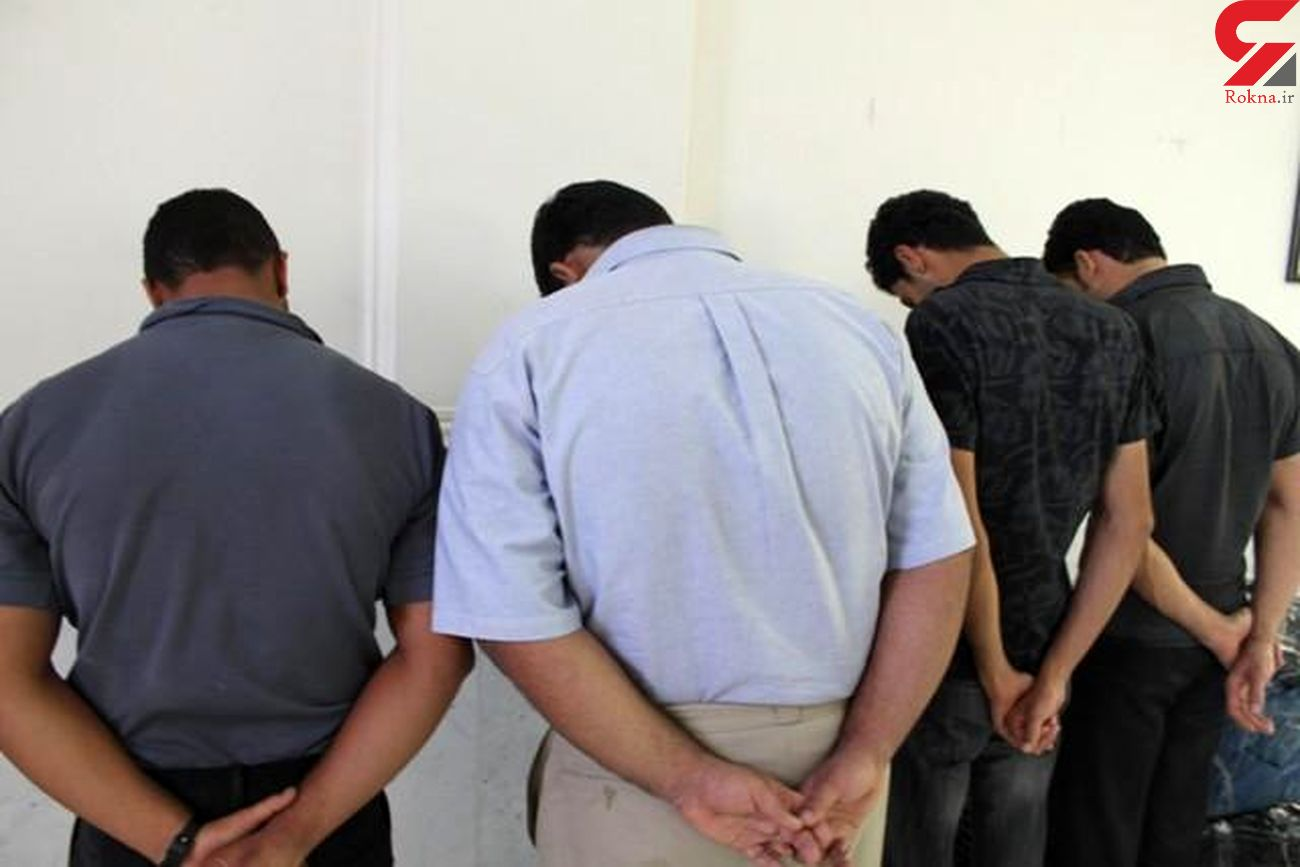دستگیری سارق حرفه ای ساختمانهای گچساران