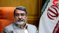 رحمانی فضلی درگذشت دو جهادگر در حادثه تصادف را تسلیت گفت