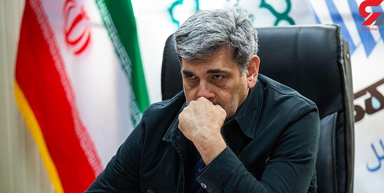 شهردار تهران خطاب به مجری تلویزیون : شما سوییس زندگی نمیکنید، در ایران زندگی میکنید!