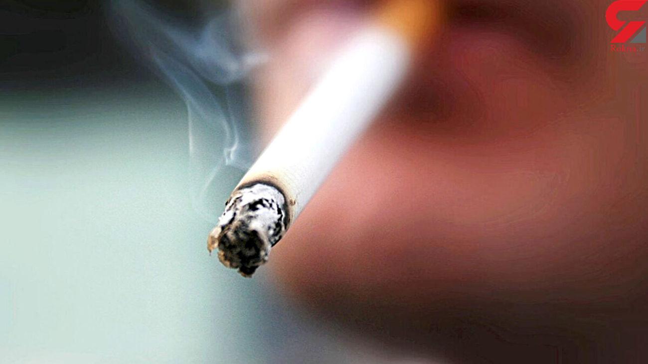سیگاری ها مراقب دندان هایشان باشند