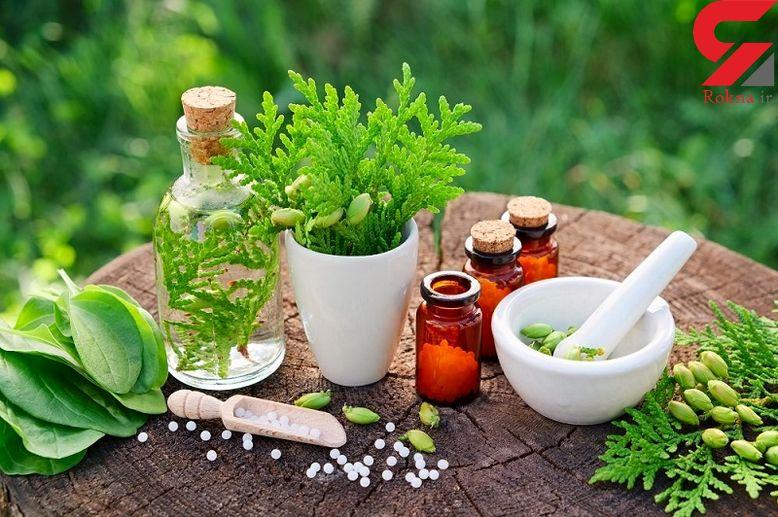 درمان غلظت خون با یک ترکیب ساده گیاهی