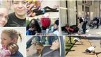 گزارش 6 زندگی های برباد رفته به خاطر مواد مخدر + عکس