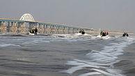 تراز دریاچه ارومیه نیممتر بالاتر از پارسال
