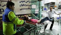 بیش از 100 مصدوم در شب چهارشنبه سوری فقط 13 نفر بستری هستند