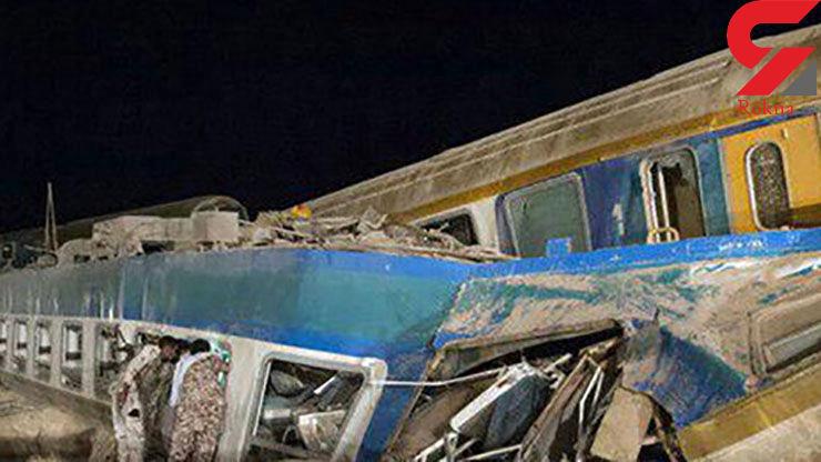 تنها ۲۳ نفر از مصدومان سانحه قطار زاهدان تهران بستری هستند