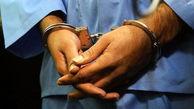 سارق خانه های آبادانی ها دستگیر شد