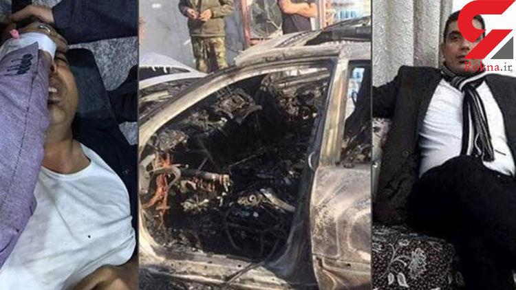 ادامه اتفاقات مشکوک در عراق؛ دو فعال دیگر کربلا ترور شدند + فیلم لحظه ترور