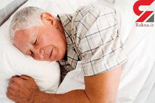 پیشگیری از ابتلای به آلزایمر با خواب کافی