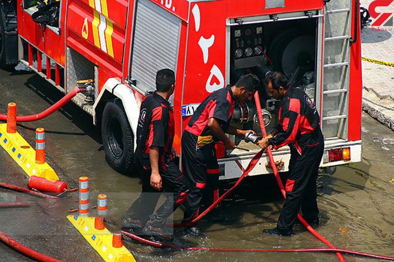 مزاحمتهای تلفنی آتشنشانی همچنان ادامه دارد
