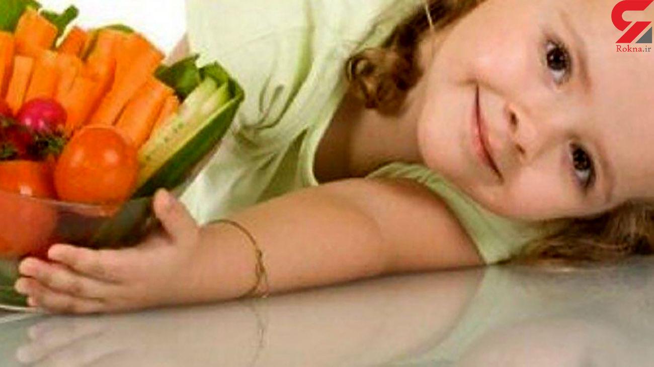 در هر سنی هستید از میوه و سبزیجات غافل نشوید
