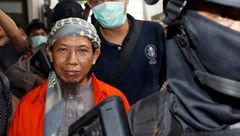 رهبر داعش در اندونزی به اعدام محکوم شد +تصاویر