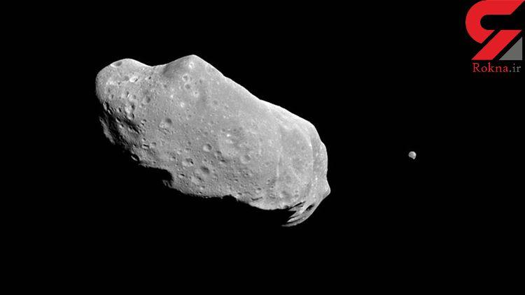 خبر ویژه / برخورد یک سیارک با زمین اواسط شهریور ماه + عکس