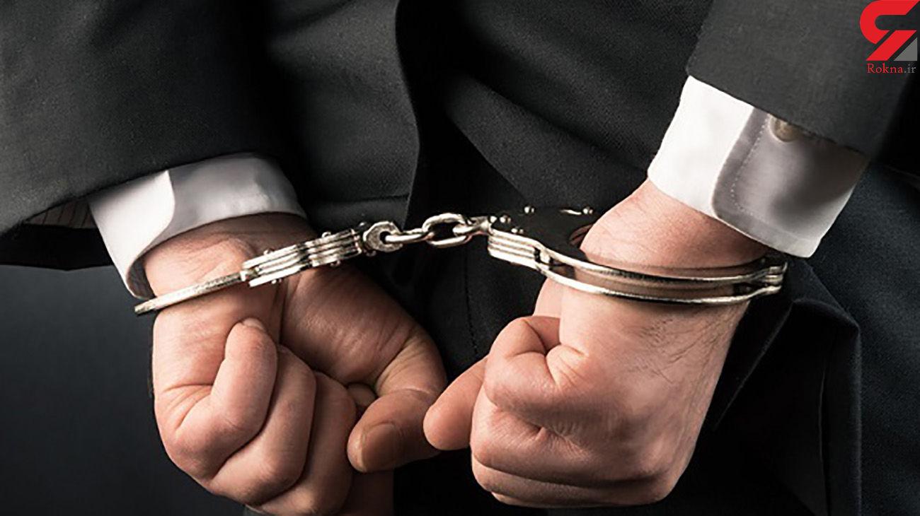 داماد به جای حجله به زندان رفت  ! / علت بازداشت چه بود؟!