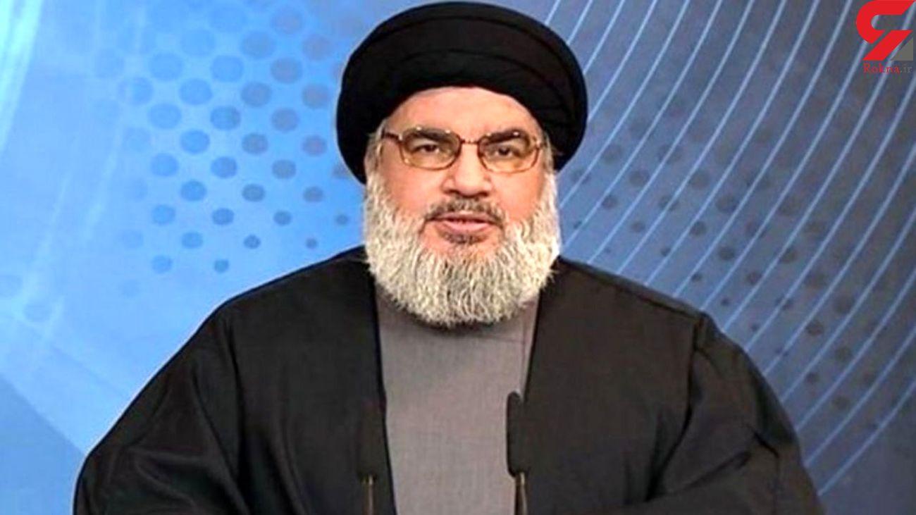 سید حسن نصر الله: ایران به نیابت از کسی مذاکره نمیکند