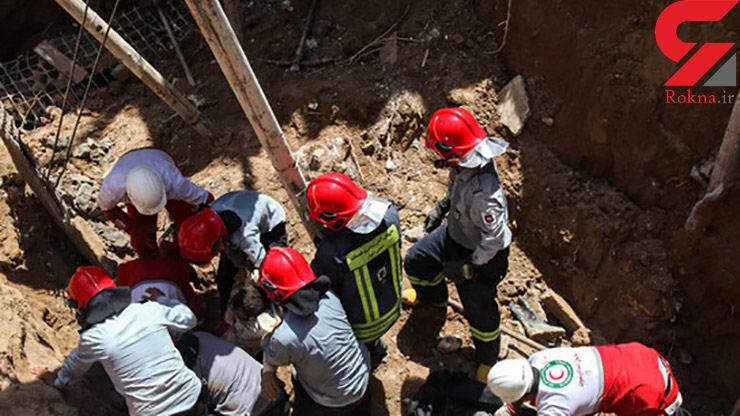 آوار مسجدی در گلستان حادثه ساز شد/ عملیات برای نجات گرفتاران زیر آوار