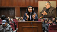 جنجال سفر قاضی حسن تردست به آلمان ! از حکم اعدام ریحانه جباری پشیمان نیستم !+ عکس