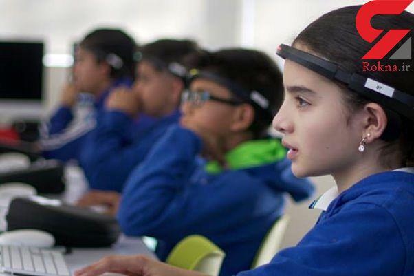 افزایش تمرکز کودکان با هدبند هوشمند