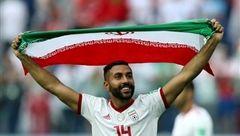 قدوس: از انتخاب ایران بسیار خوشحال هستم