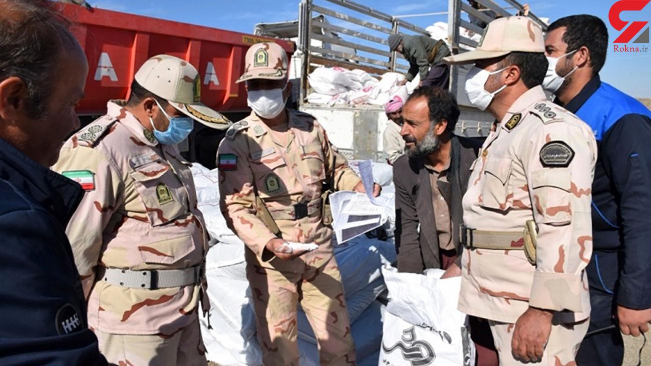 کشف 6 تن شیر خشک قاچاق در مرز خراسان جنوبی