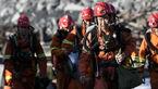 انفجار در معدن زغالسنگ چین ۱۹ کشته در پی داشت + عکس