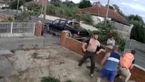 2 همسایه بخاطر یک درخت یکدیگر را لت و پار کردند! + فیلم